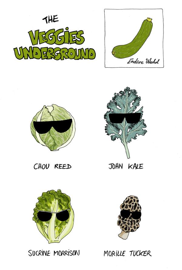 VeggiesUnderground